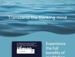 morningtonmeditation.com.au screenshot