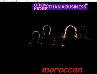 moroccan.eklablog.com screenshot