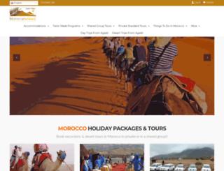 moroccanviews.com screenshot