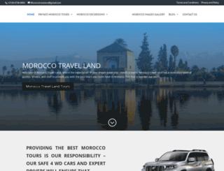 moroccotraveland.com screenshot