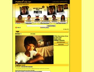 moronface.com screenshot