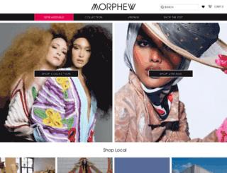 morphewconcept.com screenshot