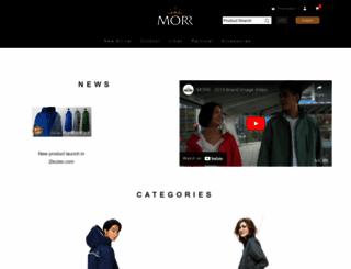 morr.com.tw screenshot