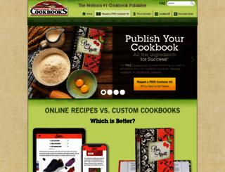 morriscookbooks.com screenshot