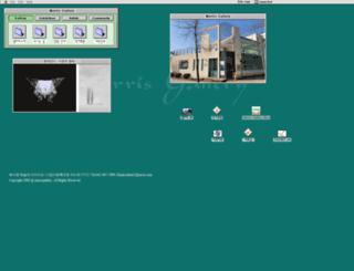 morrisgallery.co.kr screenshot