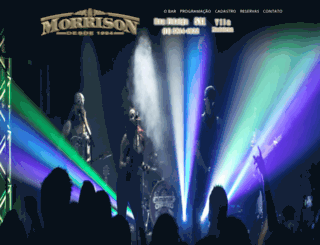 morrison.com.br screenshot