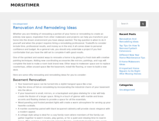 morsitimer.com screenshot