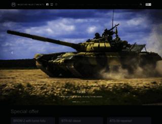 mortarinvestments.eu screenshot