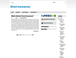 mortgag3-refinancing.blogspot.com screenshot