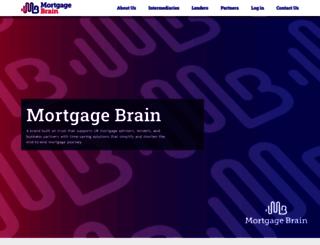 mortgage-brain.co.uk screenshot