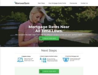 mortgage-quote.us.com screenshot