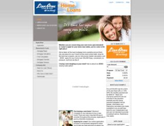 mortgage.linnareacu.org screenshot
