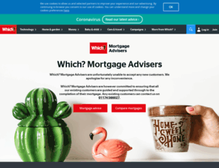 mortgageadvisers.which.co.uk screenshot