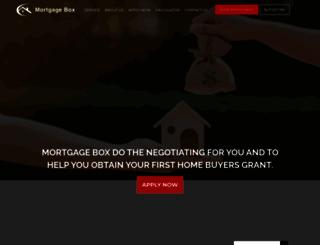 mortgagebox.com.au screenshot