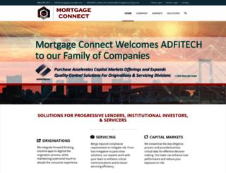 mortgageconnectlp.com screenshot