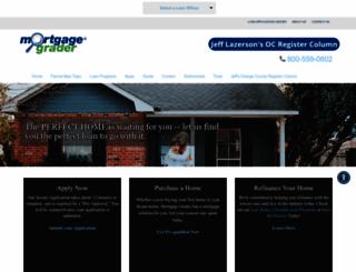 mortgagegrader.com screenshot