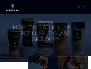 mortonsalt.com screenshot