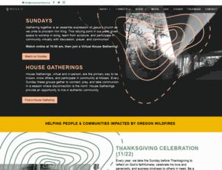 mosaicportland.org screenshot