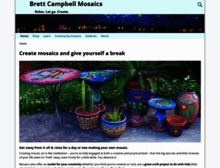 mosaics.com.au screenshot