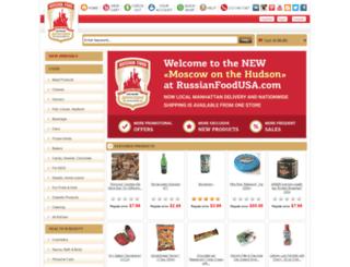 moscowonhudson.com screenshot
