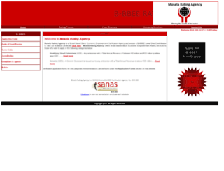moselaratings.co.za screenshot