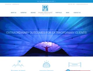mosesstructures.com screenshot