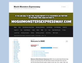 moshimonsters2009fire15.wordpress.com screenshot