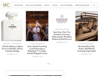 mosnarcommunications.com screenshot
