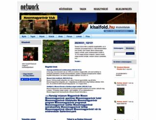 mosonmagyarovar.network.hu screenshot