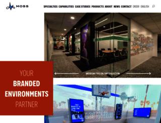 mossinc.com screenshot