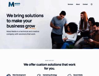 mossmedia.net screenshot