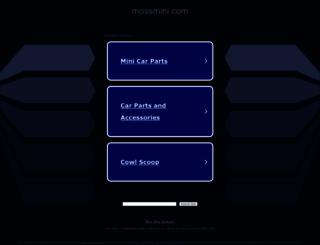 mossmini.com screenshot