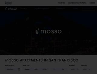 mossosf.com screenshot