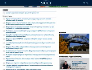 most-dnepr.info screenshot