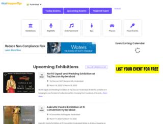 mosthappenings.com screenshot