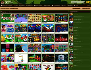 mostpopulargames.igrixl.ru screenshot