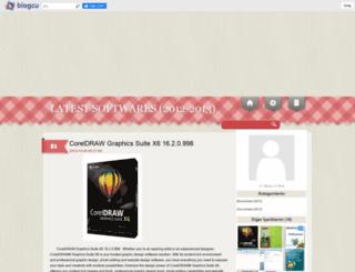 mostpopularnewsoftwares.blogcu.com screenshot