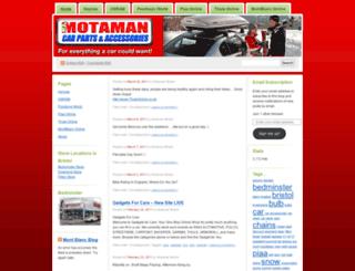 motamanbristol.wordpress.com screenshot