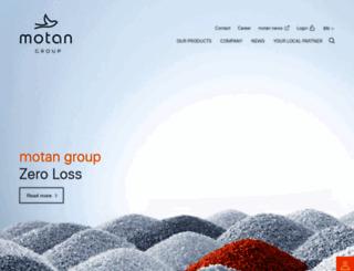 motan-colortronic.com screenshot
