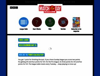 motdmag.com screenshot