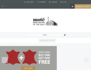 motecraft.com screenshot