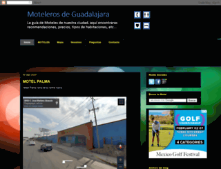 motelerosdeguadalajara.blogspot.mx screenshot