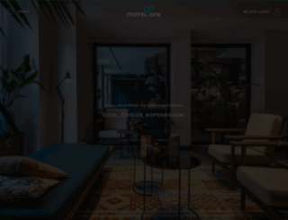 motelone.de screenshot