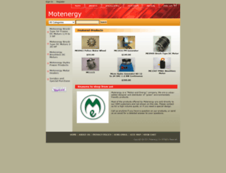 motenergy.com screenshot