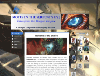 motes-in-the-serpent-s-eye.obsidianportal.com screenshot