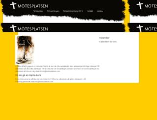 motesplatsen.com screenshot