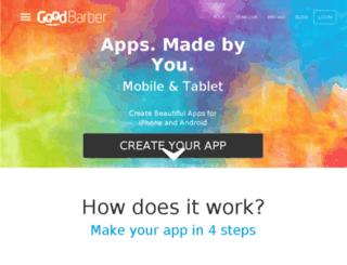motfm.goodbarber.com screenshot