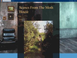 moth-house.blogspot.com screenshot