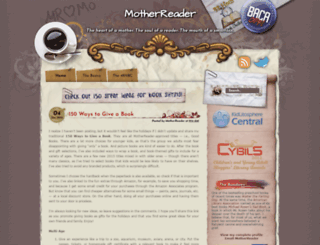 motherreader.com screenshot