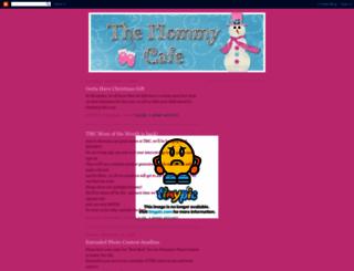 mothersandfriends.blogspot.com screenshot